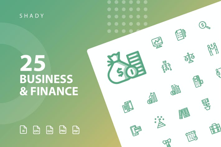 Thumbnail for Business & Finance Shady