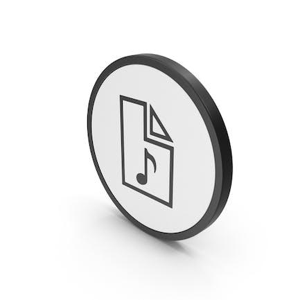 Icon Audio File
