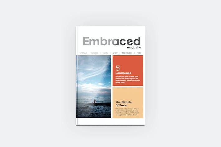 HQ - Letter Embraced Magazine V3