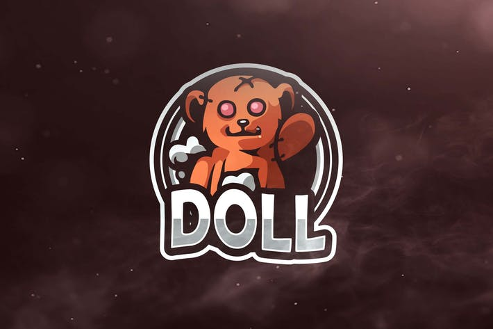 Thumbnail for Doll Sport and Esports Logo