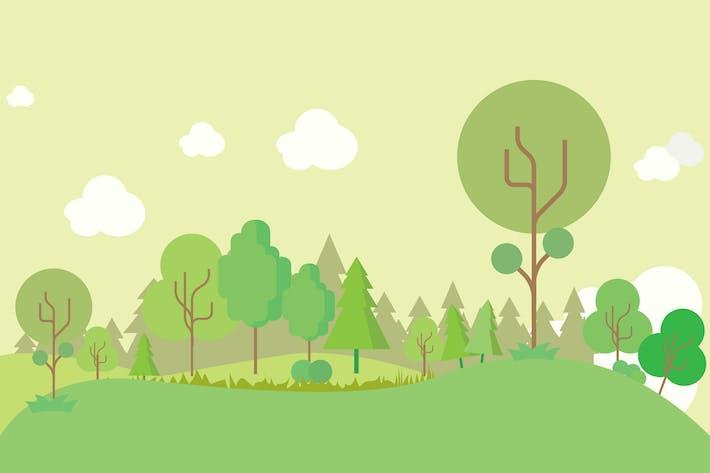 Thumbnail for Gesamtstruktur - Illustrationshintergrund