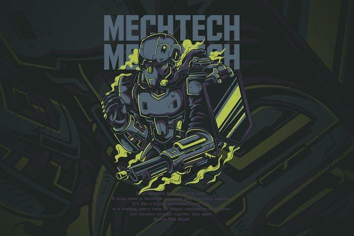 Thumbnail for Mech Tech