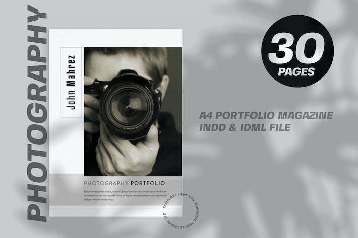 Thumbnail for Photography Portfolio Magazine