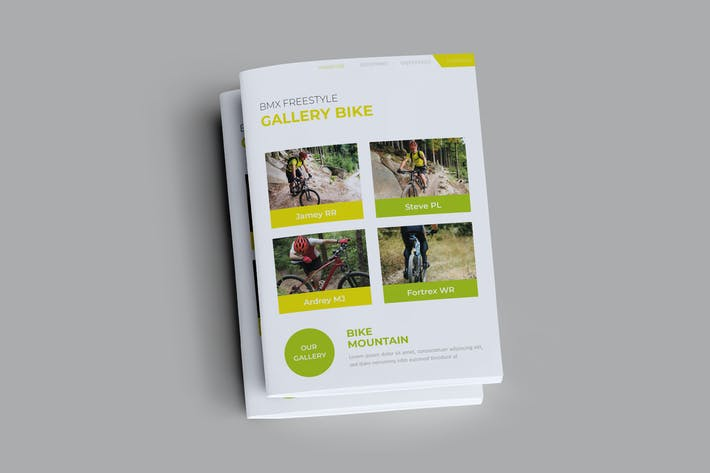 Bike Mountain Brochure