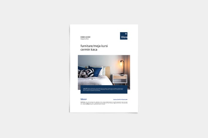 Thumbnail for Furniture Flyer Template