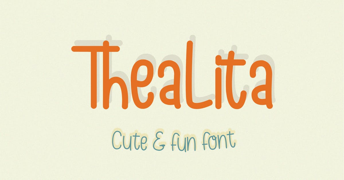 Download Thealita by graptailtype