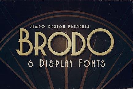 Brodo - Fuente de visualización
