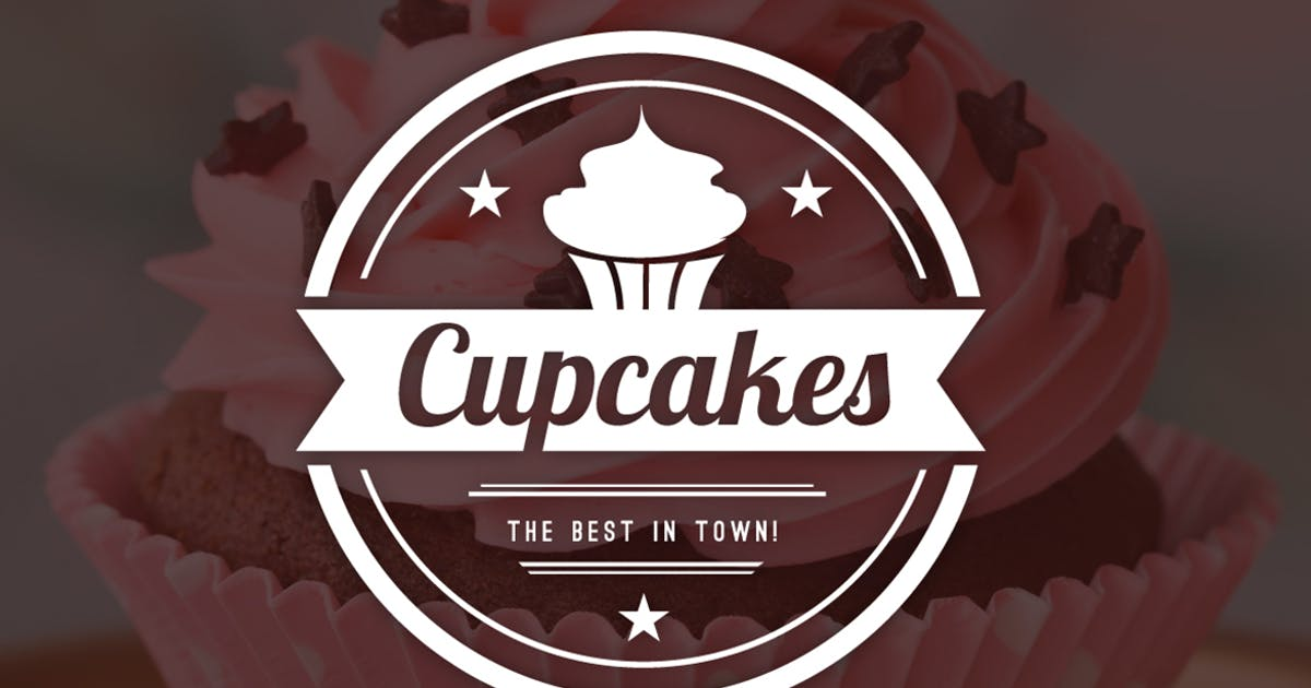Download 15 Bakery, Cupcakes & Cake Logos by designdistrictmx