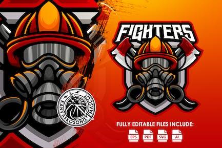 Fire Fighter Man