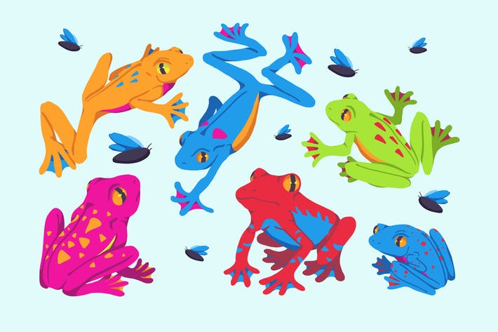 Thumbnail for Froggy Clipart