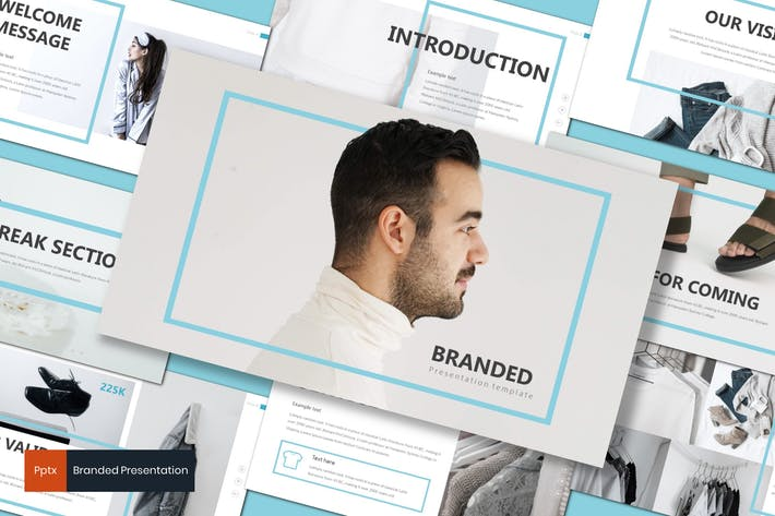 Branded - Powerpoint Template