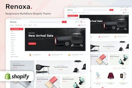 Renoxa - Multipurpose E-commerce Shopify Template