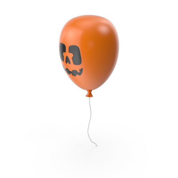 Cover Image for Halloween Balloon