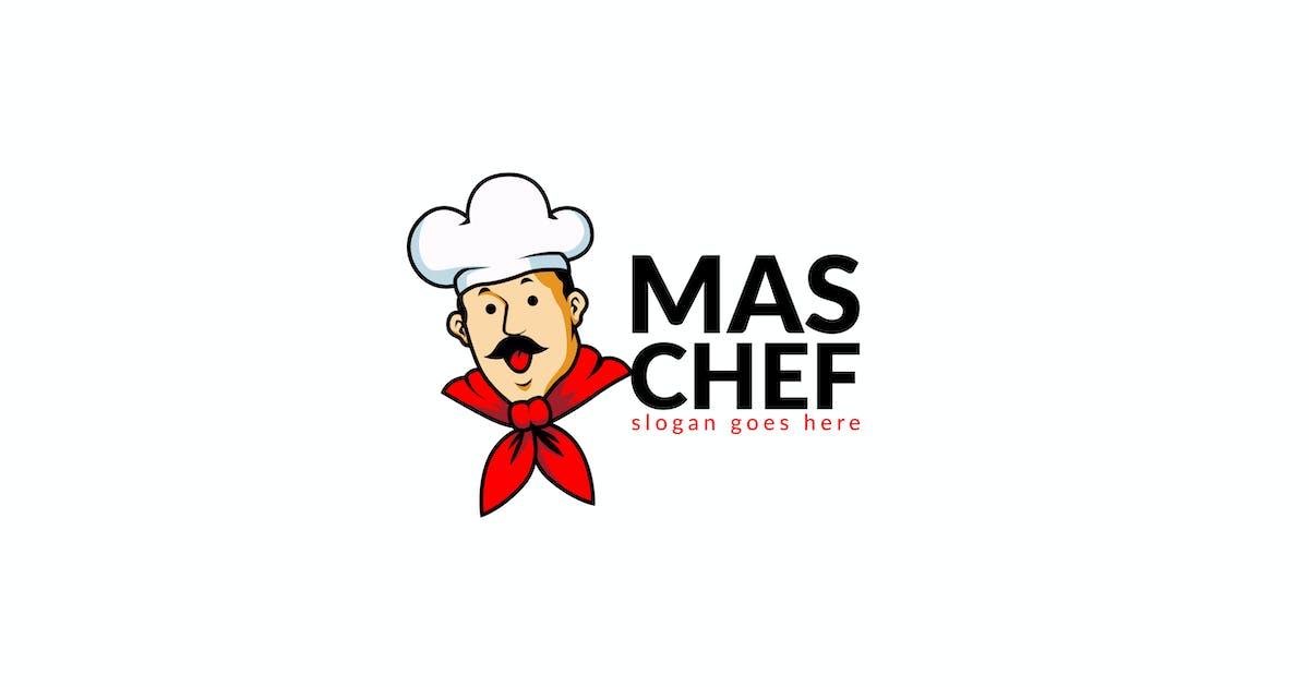 Chief Food Restaurant Logo by Slidehack