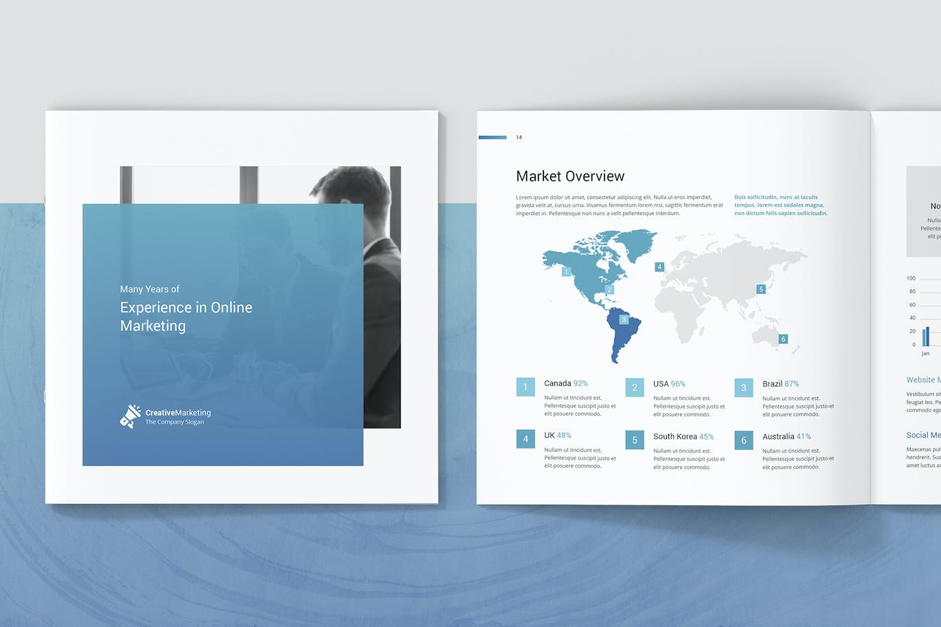 CorpoBiz – Business and Corporate Company Profile by artbart on