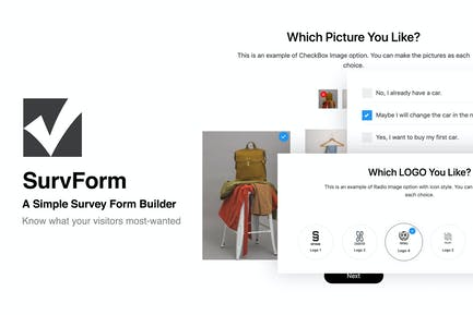 SurvForm - Survey Form Builder For WordPress