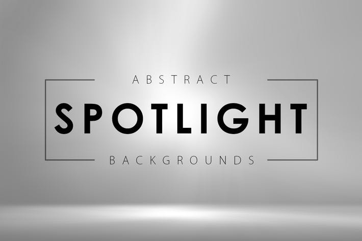 Thumbnail for Abstract Spotlight Backgrounds