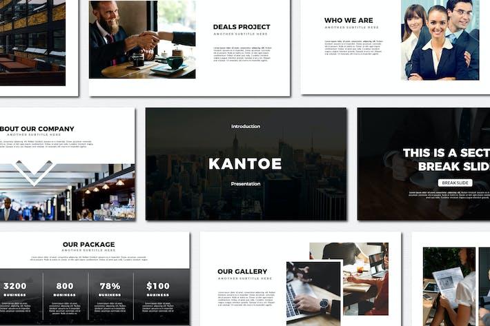 Thumbnail for Kantoe - Google Slides