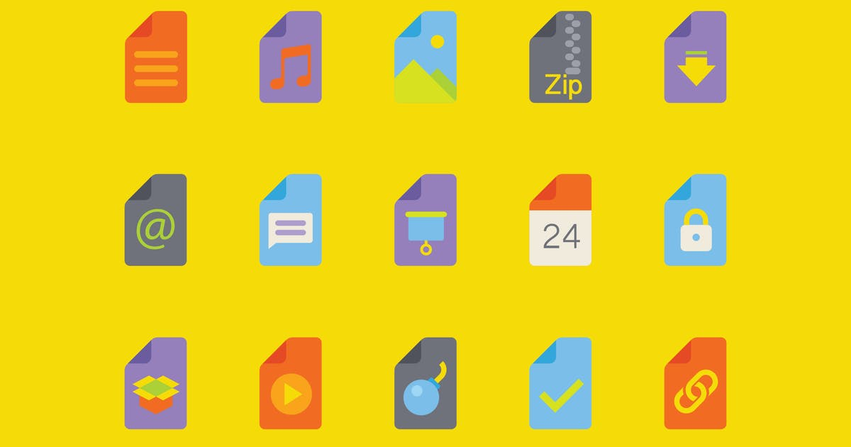 Download App Page Icons by Jumsoft