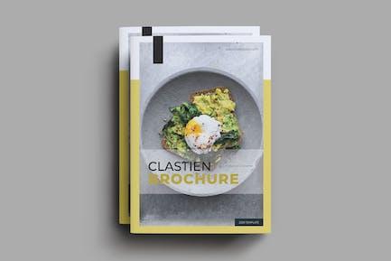 Clastien Brochure Template
