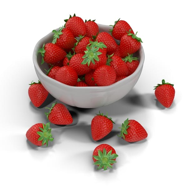 Thumbnail for Bowl Of Strawberries