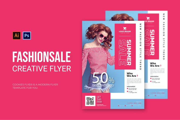Fashion Sale - Flyer