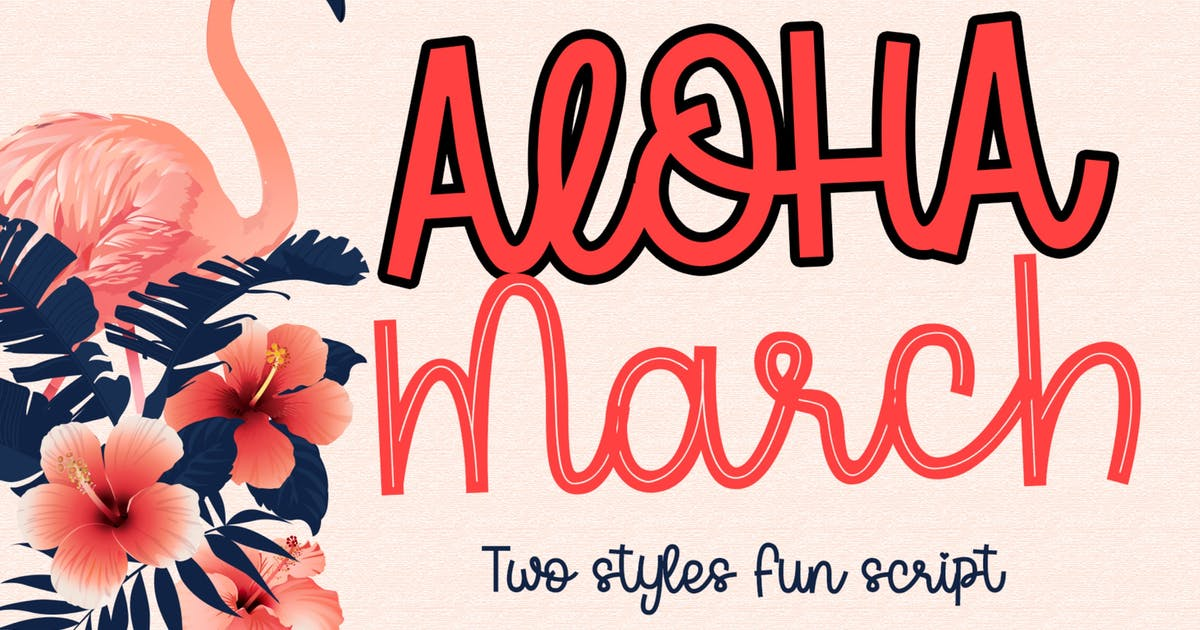 Download Aloha March by DmLetter