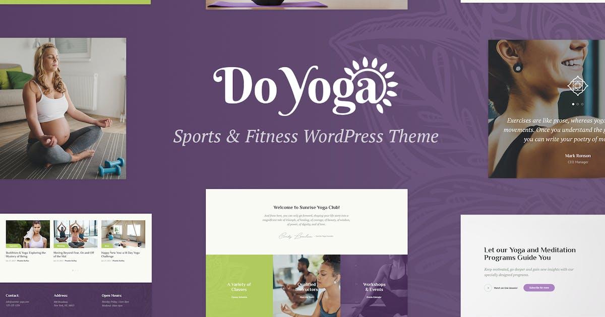 Download Do Yoga - Fitness Studio & Yoga Club WP Theme by cmsmasters