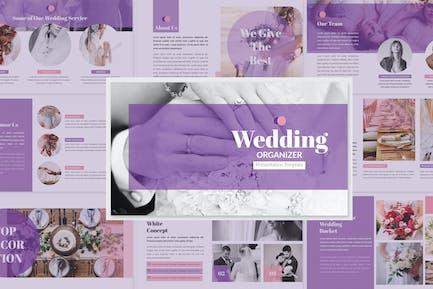 Wedding Organizer Presentation