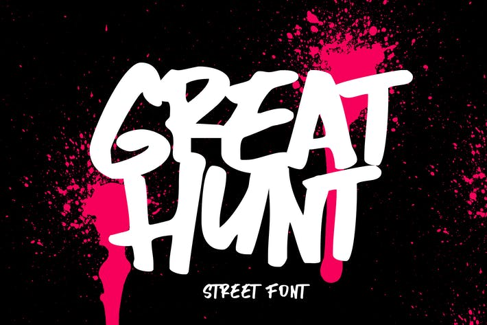Cover Image For Great Hunt