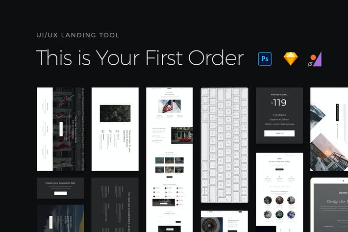 Thumbnail for First Order UI/UX Tool