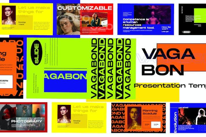 Thumbnail for VAGABOND - Urban Design Creative Presentation GS
