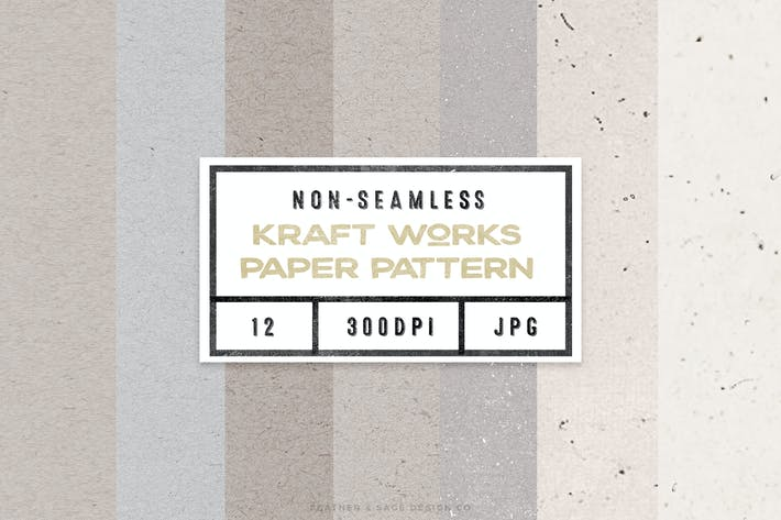 Thumbnail for Kraft Works Paper Patterns