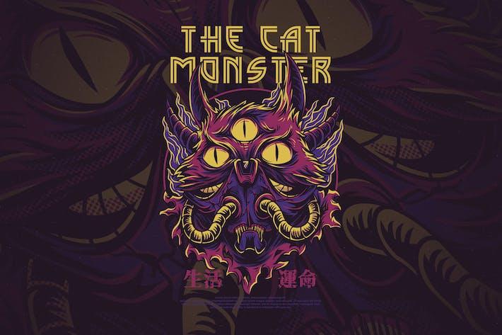 Thumbnail for The Cat Monster