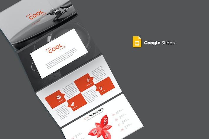 Thumbnail for Cool -  Google Slides Template