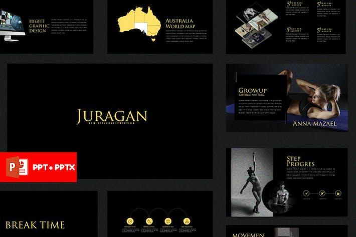 Thumbnail for Juragan Presentation Template - JJ