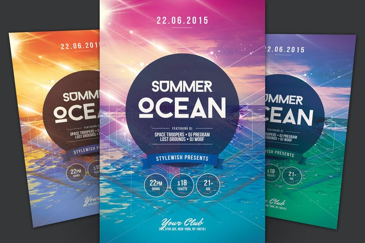 Thumbnail for Summer Ocean Flyer