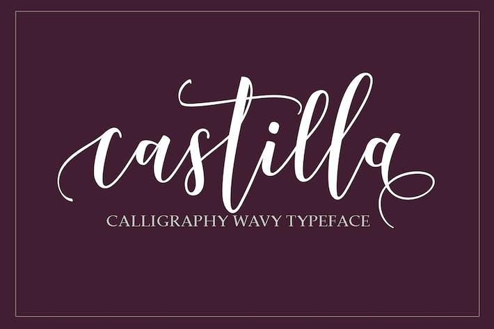 Thumbnail for Castilla Script