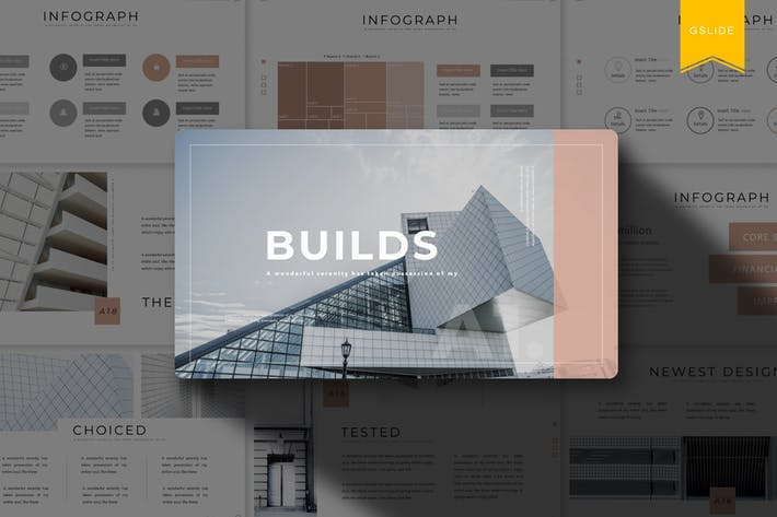 Thumbnail for Builds | Google Slides Template