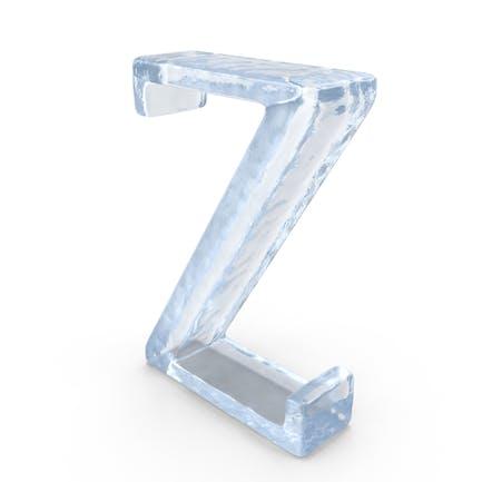 ICE заглавная буква Z