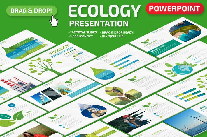 Thumbnail for Ecology Powerpoint Presentation