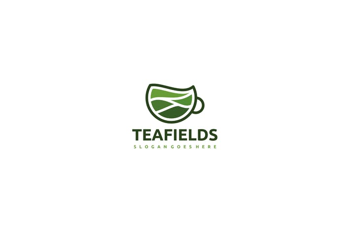 Thumbnail for Tea Fields Logo