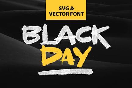 BLACKDAY - SVG & VECTOR