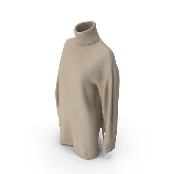 Women's Sweater Beige