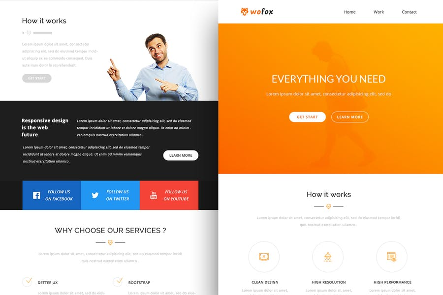 Wofox - Responsive Email Template + Online Builder