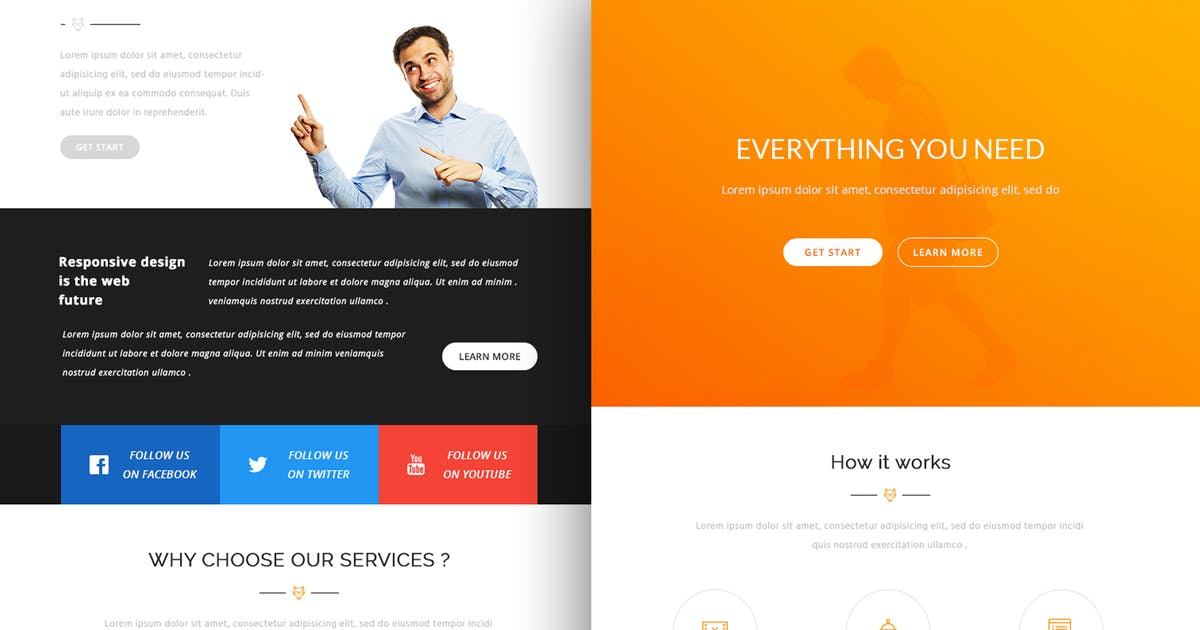 Download Wofox - Responsive Email Template + Online Builder by CastelLab