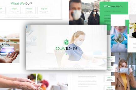 Covid19 - Google Slide Template