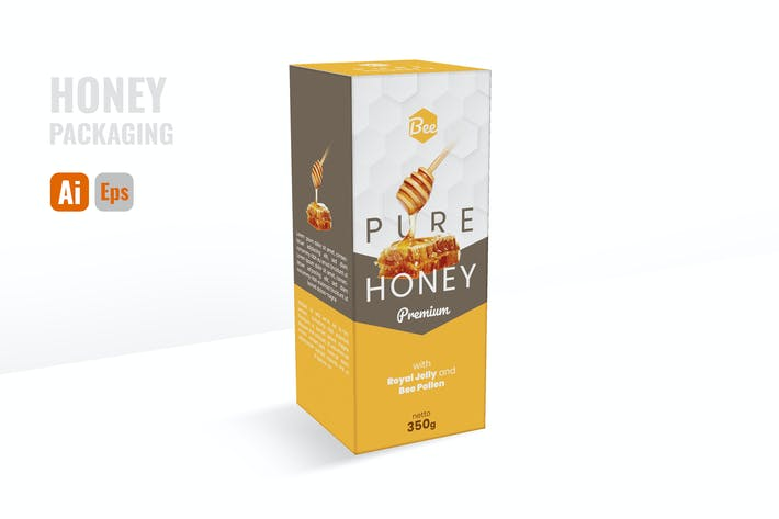 Honey Box Packaging