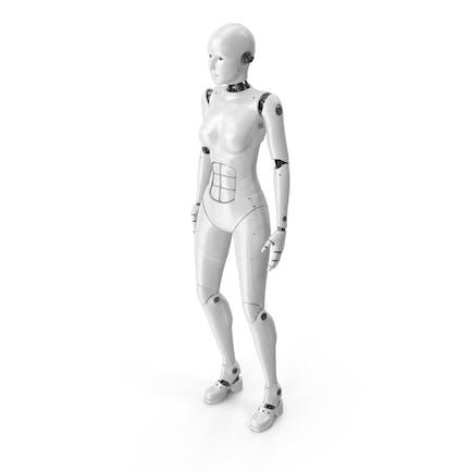 Cyborg Weiblich