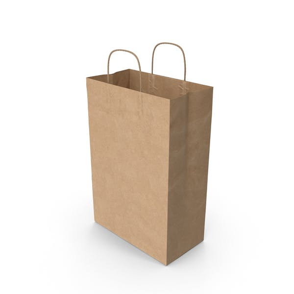 Thumbnail for Paper Bag With Handle